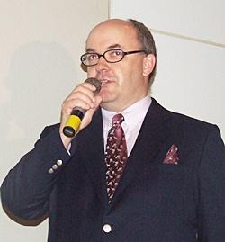Gareth Hughes, MD of RSM Thailand.