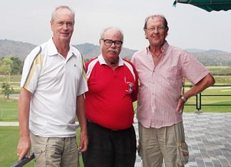Martin Todd, Dave Richardson & Peter Hammond were all winners at Pleasant Valley.
