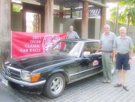 Tiger Rally 2011.