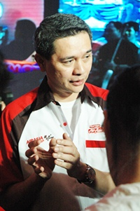 Tassapon Bijleveld, CEO of Thai AirAsia, talks about the promotion.