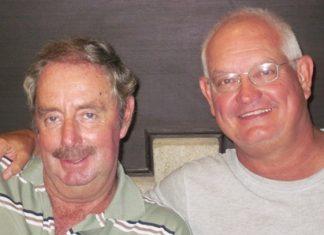 Trevor Schirmer & John Kendall.