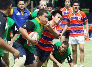 The Chris Kays Memorial Rugby 10's Tournament takes place next weekend at Horseshoe Point.