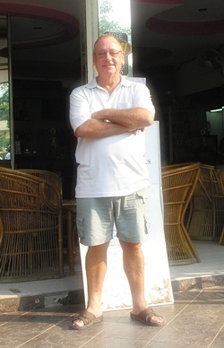 Billy Hewitt was the Division 1 winner at Pattaya Country Club.