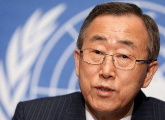 Ban Ki-moon asks Thailand and Cambodia to end border clashes