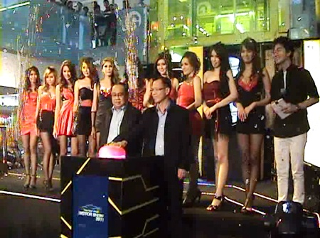 A aura of glamour surrounds opening of the Motor Show