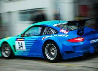 Porsche 997GT3 R