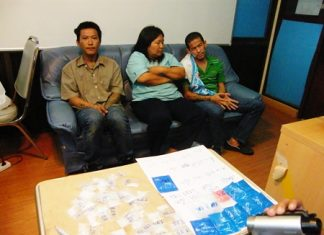 Police have arrested these 3 for allegedly dealing drugs.