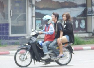 Despite the law, some still refuse to wear helmets or limit passengers to one per motorcycle.