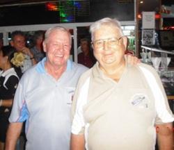 Bill Knight, right, was the winner in C Flight.