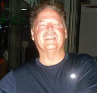 Mike Johns - winner at Treasure Hill.
