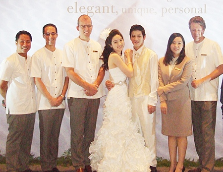 The Hilton Pattaya invites everyone to attend the inaugural Wedding Fair on June 25-26, 2011.