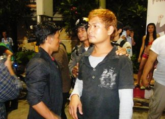It's almost guaranteed that Santi Wongwai, who attacked Pattaya's top traffic cop, won't look so smug after a couple hours behind bars.
