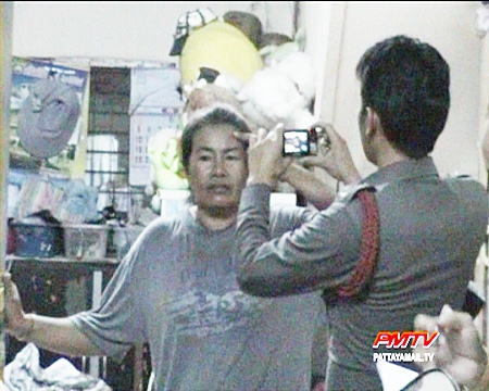 the thief found 50,000 baht hidden in this cluttered house.