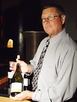 Robert Fredson, Winemaker & Viticulturist