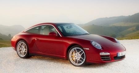 New 911 Porsche