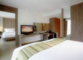 Centra Pattaya Resort, Centra 2 Bedroom Suite.