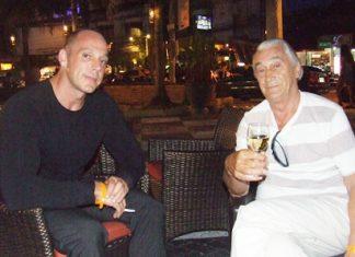 Jan Bert Nuyten, MD Pattaya Prestige Properties chats with the Dutch Painter & Artist Martin H.A.P. Van Bree.