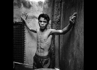Manny Pacquiao by Gerhard Joren.