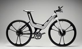 Ford's half electric - half pedal bike