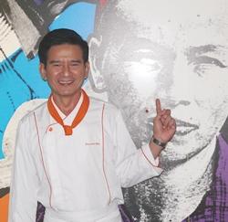 Chef Chettha Waiseubkaow.