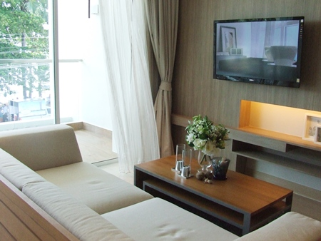 The project will feature 310 luxury furnished units.