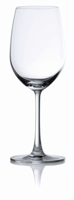 """The """"Madison"""" red wine glass from Ocean."""