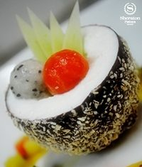 Coconut creations at Elements.