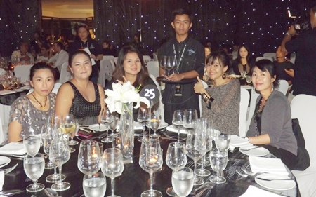 The who's who of Pattaya played their part in helping to raise funds for charity.