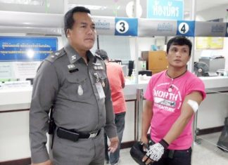 Mongkol Lachae, leader of the Khum-Tui Band, was shot in the arm by unknown assailants.