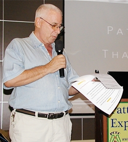 An entertaining morning for the Pattaya City Expats Club