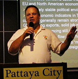 Board member & newsletter editor Darrel Vaught provides an update of changes to Pattaya City Expats comprehensive website, with all kinds of information about living in Thailand.