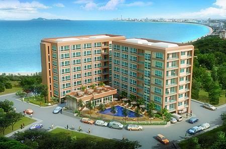 Bang Saray Beach Condominium.