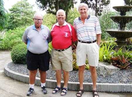 Dave Richardson, Elias Magnusson & Martyn Topham.