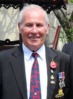 Robert 'Buddy' Ditchburn 1941-2011