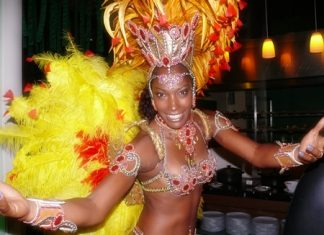 Samba at Zico's.