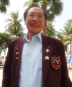 "PDG Thongchai Lortrakanon, Chair of the District 3340 Youth Exchange Foundation can happily say ""Mission: Accomplished""."