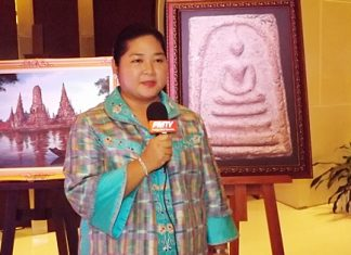 Culture Minister Sukumol Kunplome says it's the responsibility of all Thais to cooperate in restoring remains of the historic city of Ayutthaya.