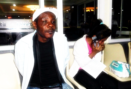 Police are holding Arinze Anthony Ifeanyi while they investigate any ties he might have to an international drug ring.