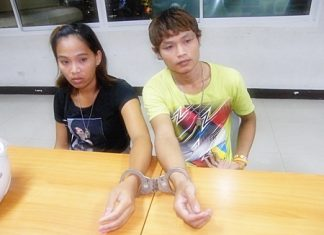 Korn (right) admitted to the stabbing.