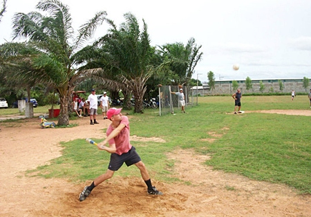 The PSC softball team will be hoping to put on a good show at the Bangkok tournament.