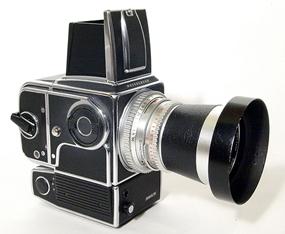 Hasselblad ELM 500.