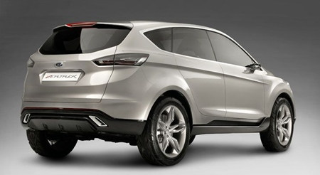 Ford Vertrek concept.