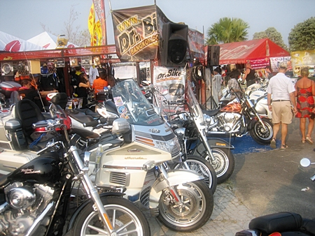 Big bikes will once again be rumbling through town next month during the annual Burapha Bike Week.