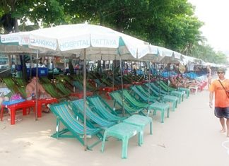 Pattaya's tourist police chief says there is nothing to worry about; our beaches are safe from terrorist attacks.