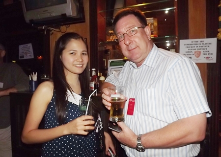 Janya Rattanaliam (Bangkok Hospital Pattaya) and Peter Smith (AA Insurance) speak on matters of health.