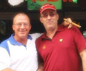 John Emmerson & Sonny Crawford.