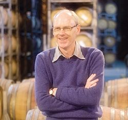 Paul Lapsley, Chief Red Winemaker.