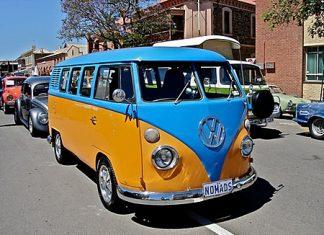 VW Kombi.