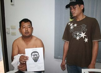 Thawatchai Boonchim denies the charges, even after being positively identified by the victims.