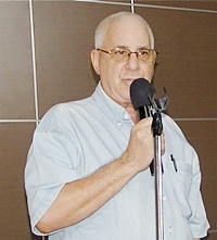MC Richard Silverberg updates all on coming events for Pattaya and surrounds.